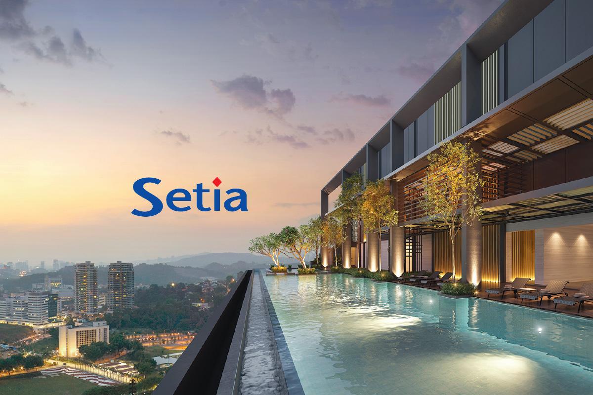 SP Setia - Nokua Design