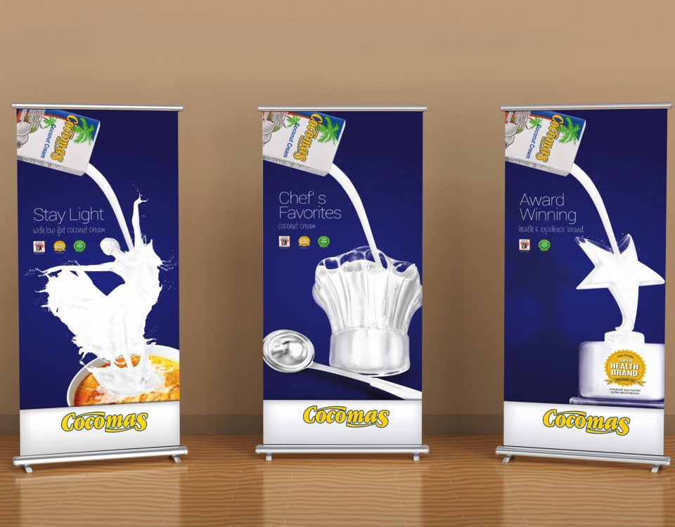 Cocomas Bunting Design