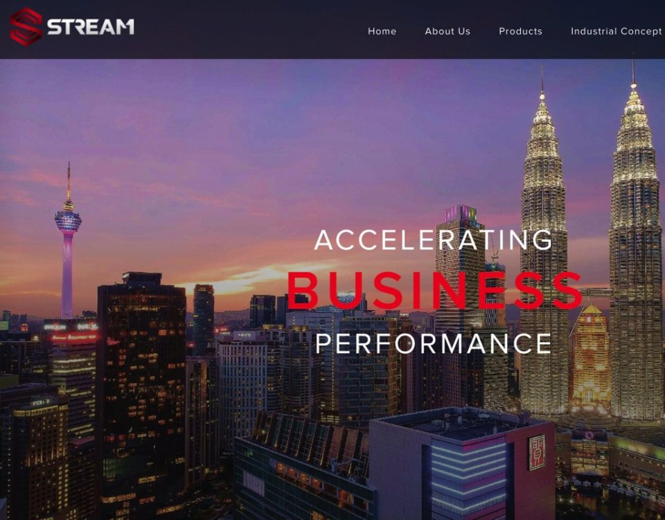 Website Design | Smart Stream Solution | NOKUA