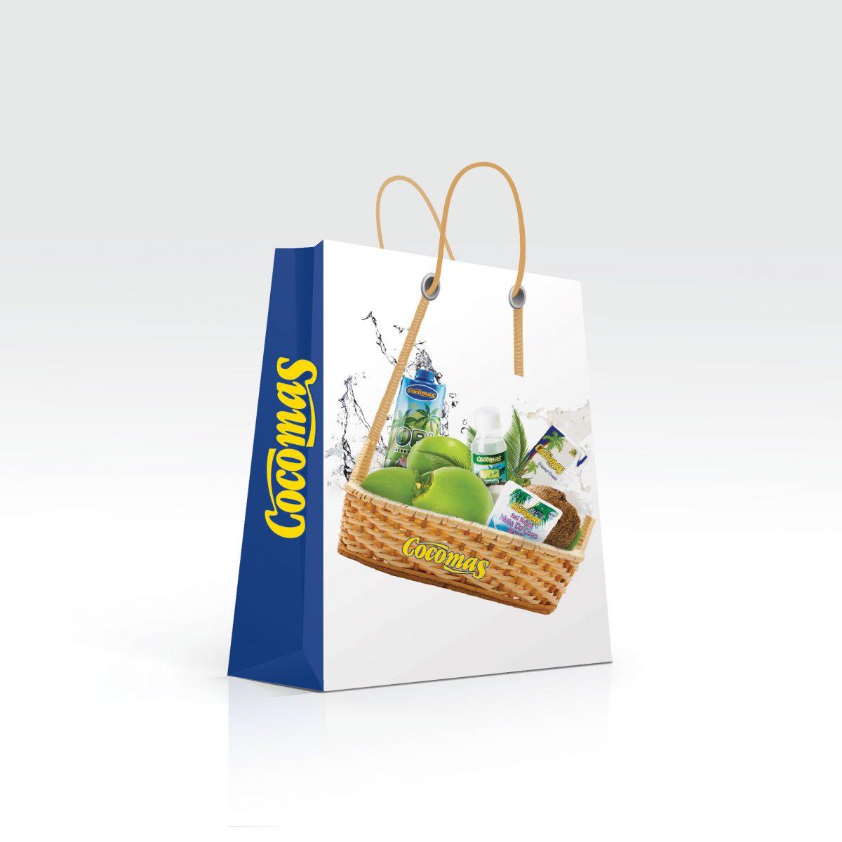 Product Packaging Design (Paper Bag)