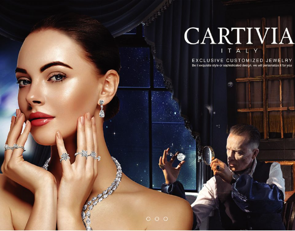 Cartivia Web Design