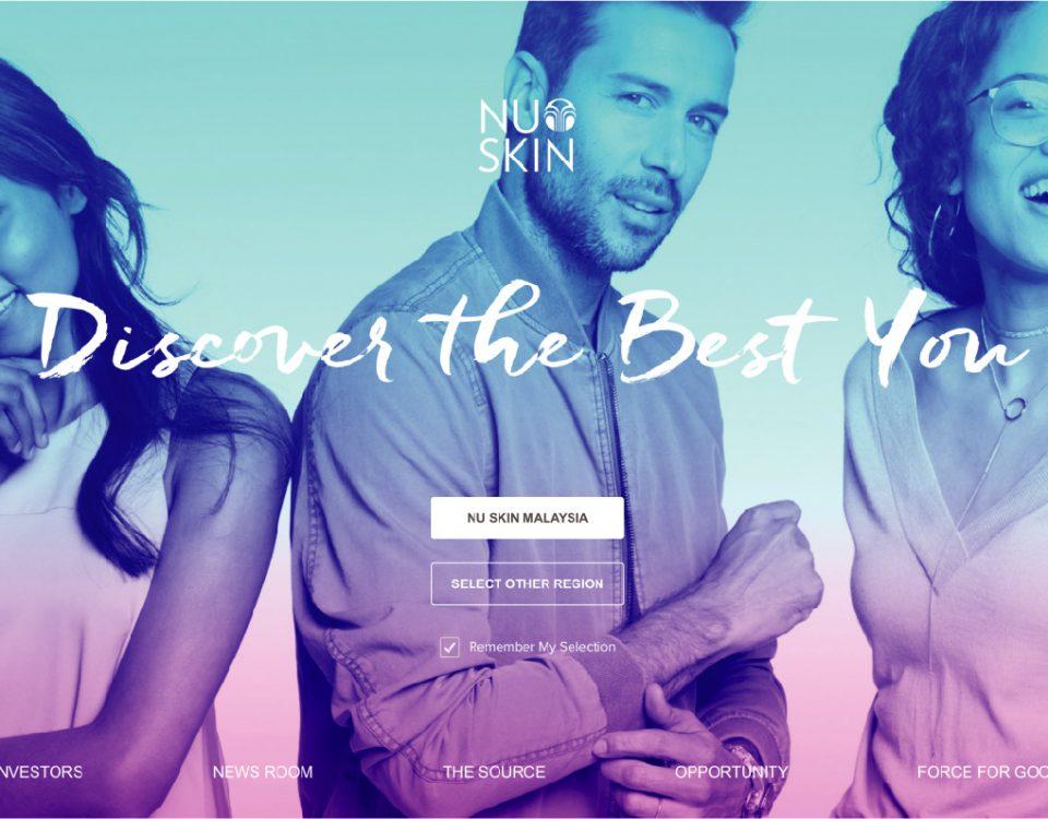 Nu Skin Online Booking System