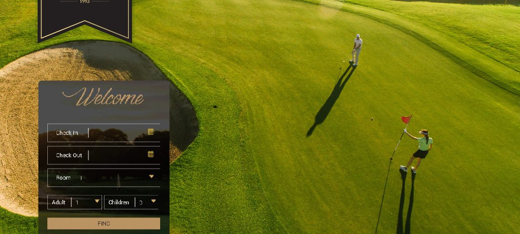 Kukup Golf Resort Goft Booking System