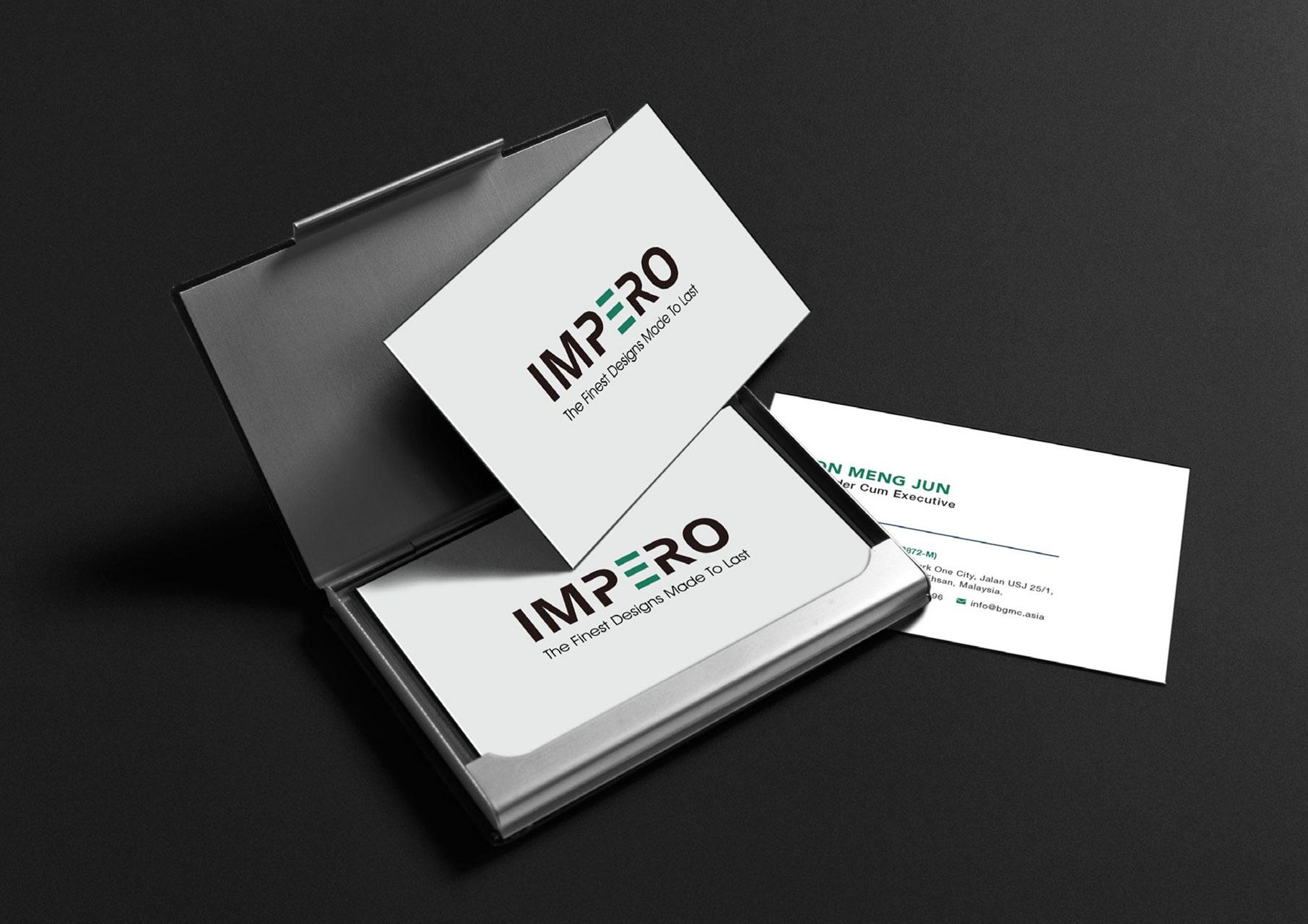 Branding Identity | Impero