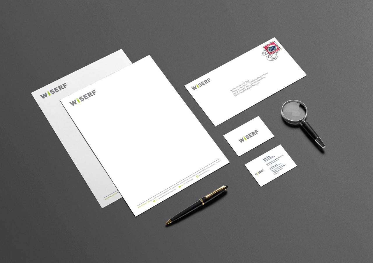 Corporate Identity | Wiserf