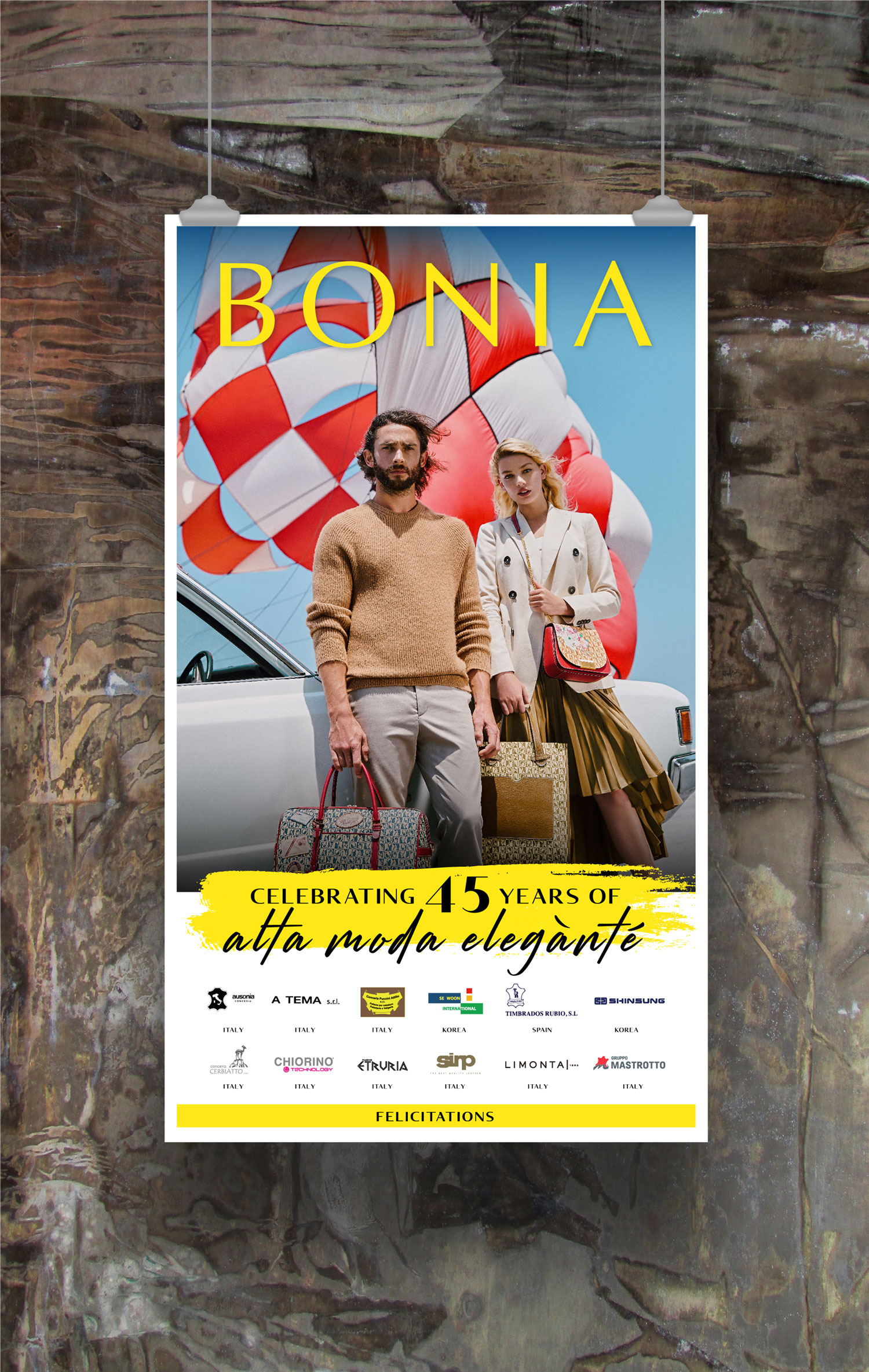 Corporate Identity   Bonia
