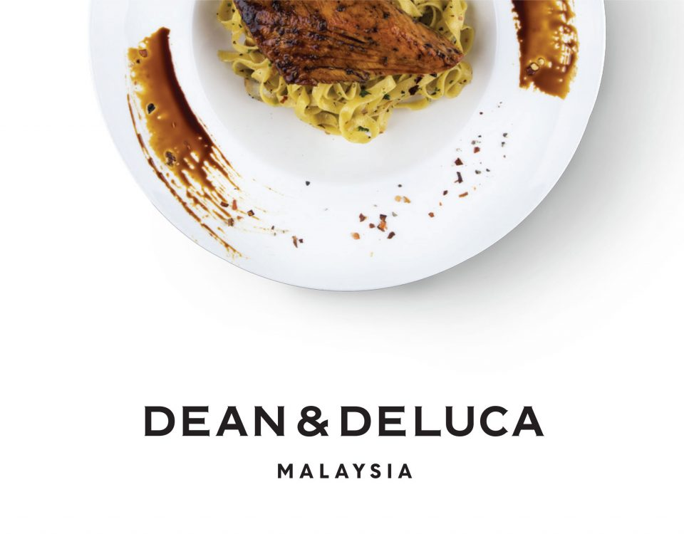 Food Menu Design for Dean & Deluca | NOKUA Design