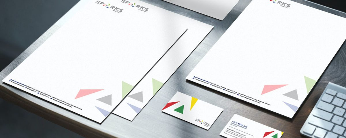 Sparks Energy   Branding & Corporate Identity Design by Nokua Design